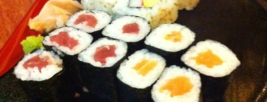 Sushi-Ya is one of DINAR DIUMENGE.