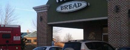 Panera Bread is one of สถานที่ที่บันทึกไว้ของ Annie.