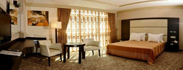 Blue Regency Hotel is one of Gespeicherte Orte von i.