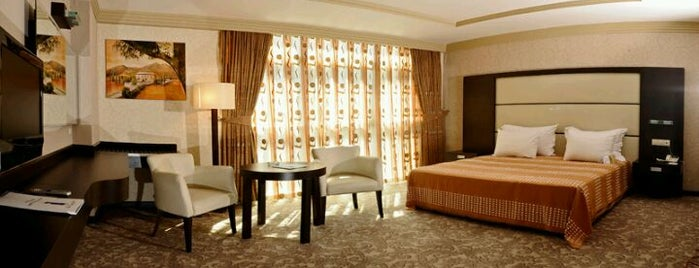 Blue Regency Hotel is one of Posti salvati di i.