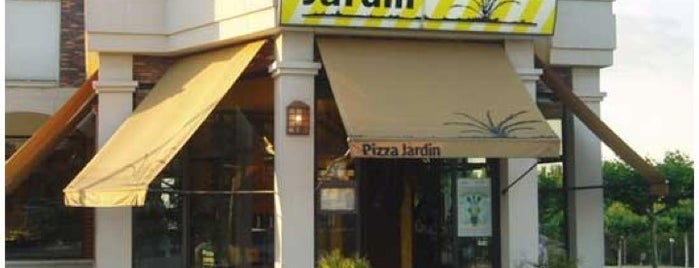 Pizza Jardín is one of Majadahonda.