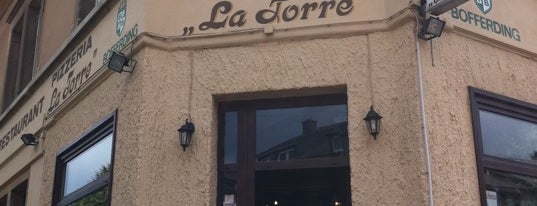 La Torre Restaurant Pizzeria is one of Luxembourg.