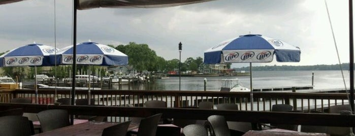 The Nauti Goose is one of Best of the Bay - Dock Bars of Maryland.