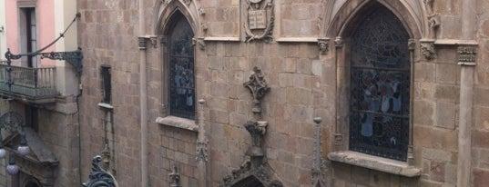 Esglèsia de Sant Jaume Apòstol is one of Best of Barcelona.