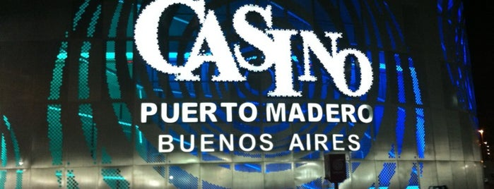 Casino de Puerto Madero is one of Buenos Aires Tour.