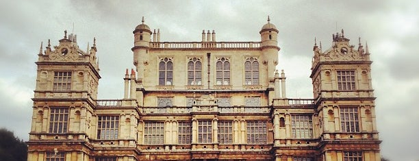 Wollaton Hall & Deer Park is one of Tempat yang Disukai Cat.