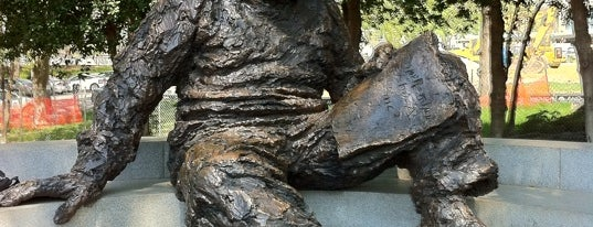 Albert Einstein Memorial is one of Must see places in Washington, D.C..