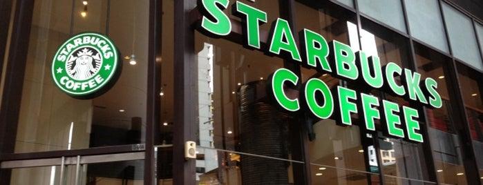 Starbucks is one of Orte, die IG @antskong gefallen.