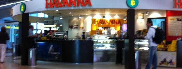 Havanna Café is one of São Paulo.