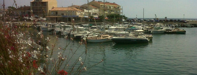 Port de Narbonne-Plage is one of Posti salvati di Jean-Marc.