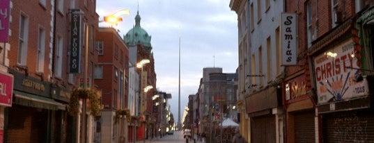 The Spire of Dublin / An Túr Solais is one of Dublin City Guide.