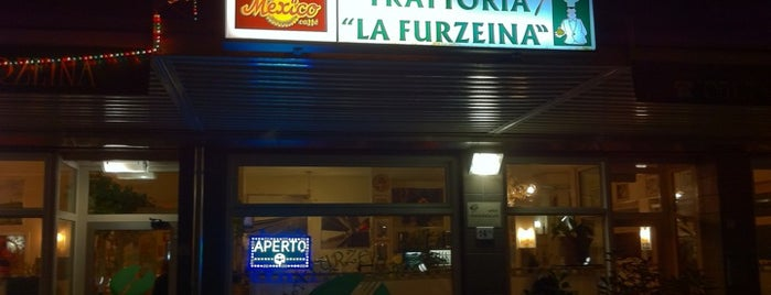 Trattoria La Furzeina is one of ri-storo.