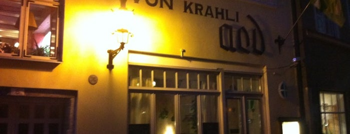 Von Krahli Aed is one of Tallinn 2 B.