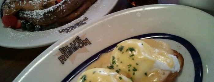 Blue Ribbon Bakery Kitchen is one of Best Brunch Spots in New York City.