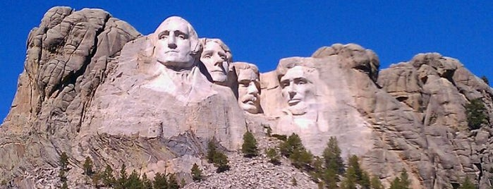 Mount Rushmore National Memorial is one of Interesting....