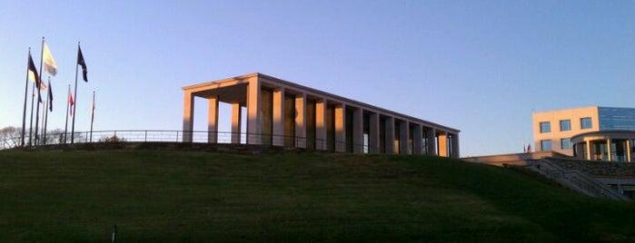 Virginia War Memorial is one of USA.