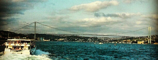 Bosporus is one of Istanbul City Guide.