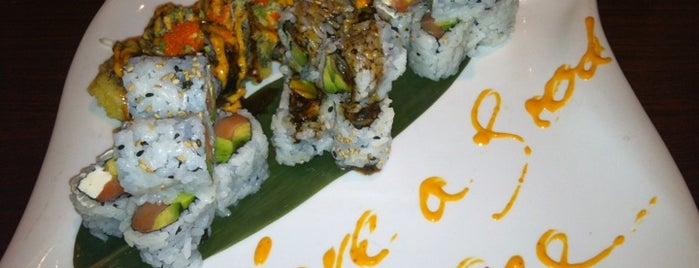 Red Ginger Sushi & Hibachi is one of Localities.