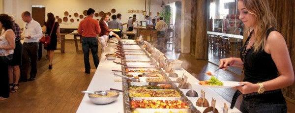 Brasília - Restaurantes campeões 2011/2012