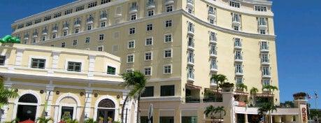 Sheraton Old San Juan Hotel is one of ♪ En Mi Viejo San Juan ♫.