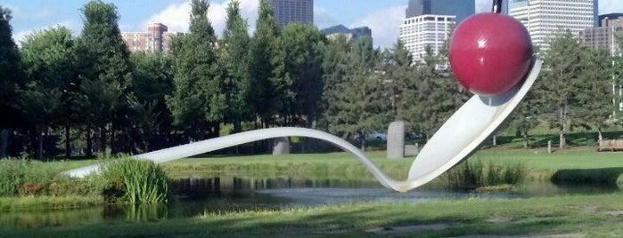 Minneapolis Sculpture Garden is one of Best Spots in Minneapolis, MN!.