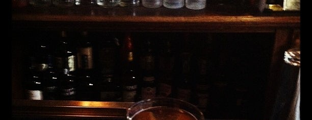 Toad Hall is one of Manhattan Bars-To-Do List.