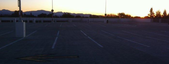 G3 Parking Structure & Lot is one of BEST of CSUN 2012.
