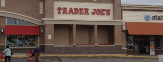 Trader Joe's is one of Lieux qui ont plu à Patty.
