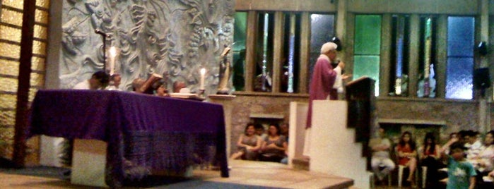 Capela Ecumênica is one of Posti salvati di Felipe.