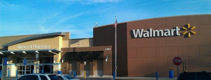 Walmart Supercenter is one of ᴡ : понравившиеся места.