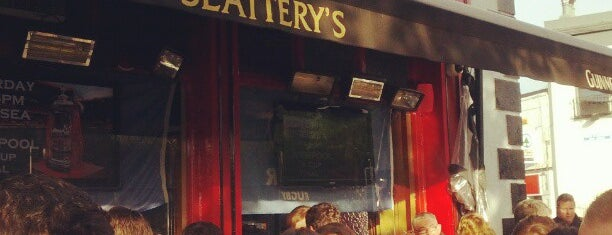Slattery's is one of Must-visit Bars in Dublin.