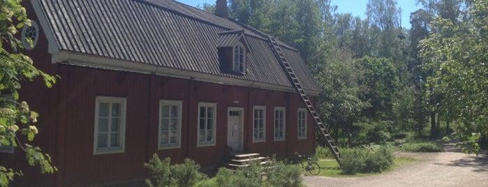 Seurasaari Open-Air Museum is one of Helsinki.