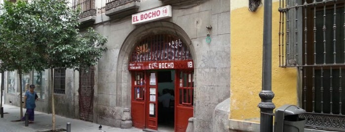 El Bocho is one of Lieux sauvegardés par cristinfunchi.