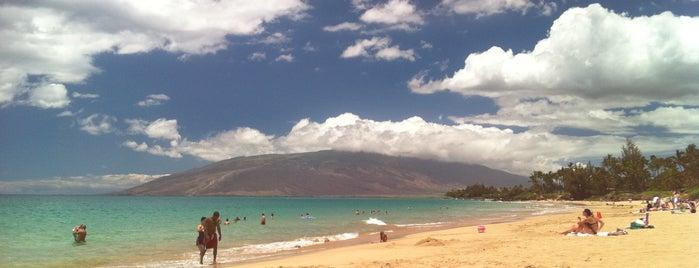 Big Beach is one of Maui.