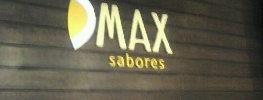 Max Sabores is one of Comer no centro.