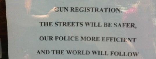 Universal Firearms Ltd is one of John : понравившиеся места.
