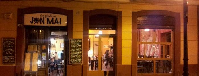 Jon Mai is one of Terrazas de Barcelona.
