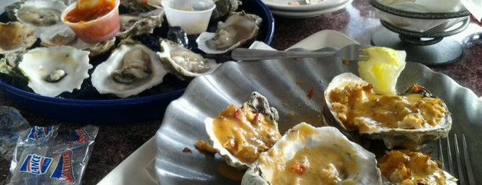 Oyster Shucker is one of St Pete Beaches Feed Your Face Guide.