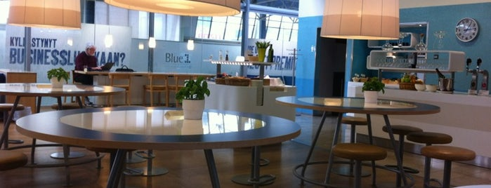 SAS Business Lounge is one of Posti che sono piaciuti a IrmaZandl.