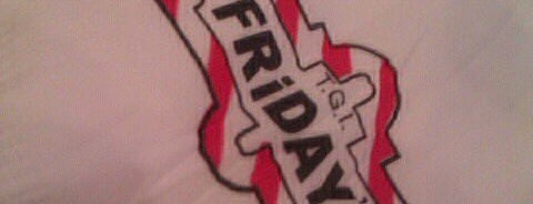 TGI Fridays is one of Le Figgy's Food Adventures.