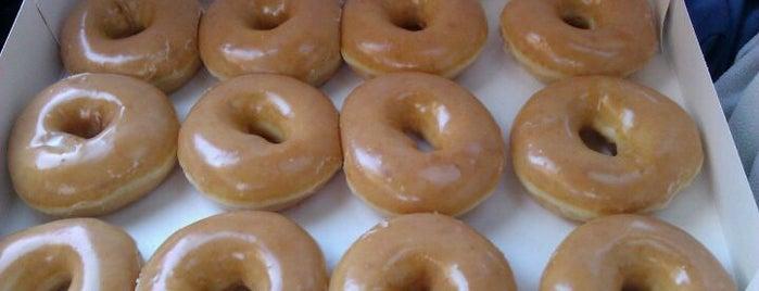 Krispy Kreme Doughnuts is one of Sweet Tooth Vegas.