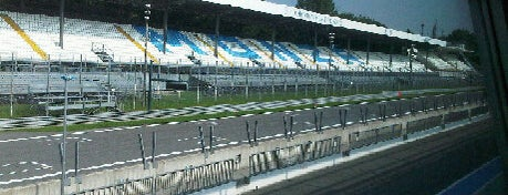 Autodromo Nazionale di Monza is one of 2012 Formula 1™ racing circuits essentials.