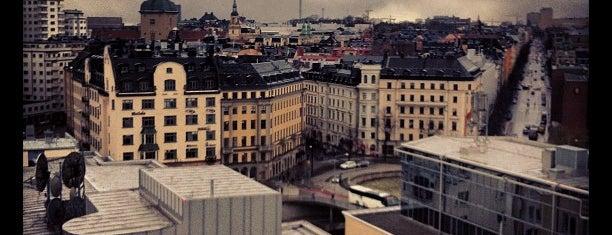 Kungsholmen is one of Stockholm.