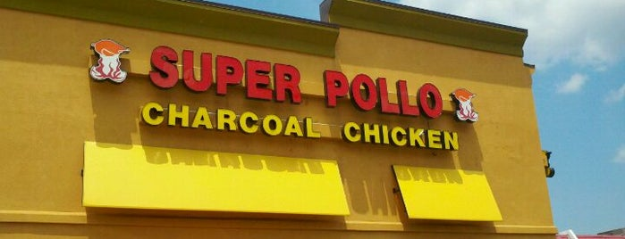 Super Pollo is one of D.C. Peruvian.