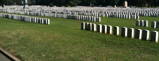 Andersonville National Historic Site is one of Best Places to Check out in United States Pt 1.