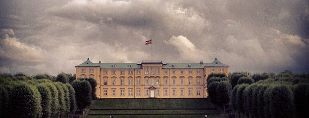 Frederiksberg Have is one of copenhague.