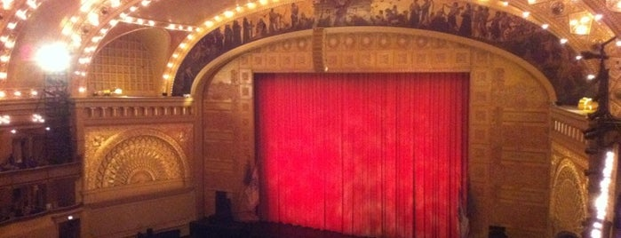Auditorium Theatre is one of Favorites!.