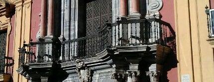 Plaza del Obispo is one of 101 cosas que ver en Málaga antes de morir.