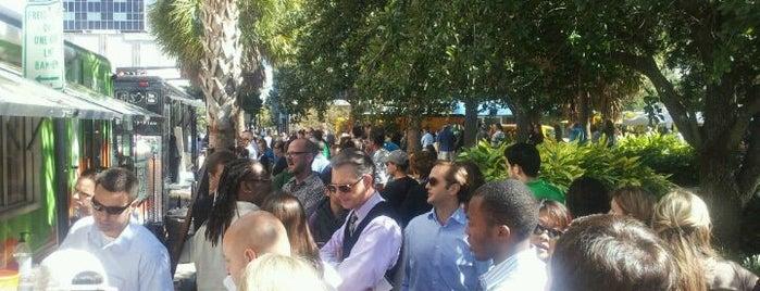 Mayor's Food Truck Fiesta is one of Tampa 2014.