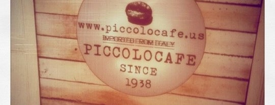 Piccolo Cafe is one of The Block is Hot #midtown.